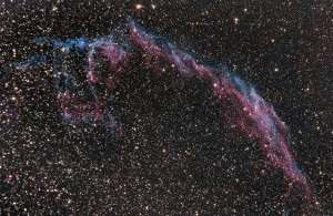 Eastern Veil (NGC 6992)
